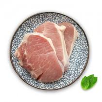 澳洲穀飼豬豬扒片-2磅